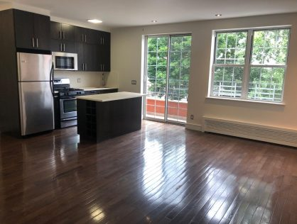 NEWLY MODERN RENOVATED 1 BDRM WITH AMAZING VIEWS
